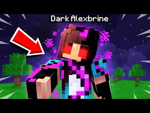 Minecraft noob Girl becomes BAD...