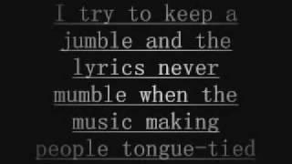 Jason Mraz - Wordplay lyrics