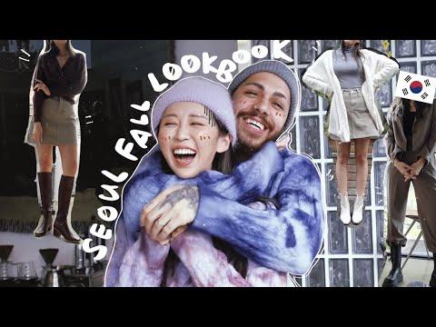 Liz Pick來啦!!東大門挑貨FLEX之跟小巴西第一次穿韓系情侶裝+超韓顯瘦西裝Set+找到超愛的毛帽 |Lizzy Daily