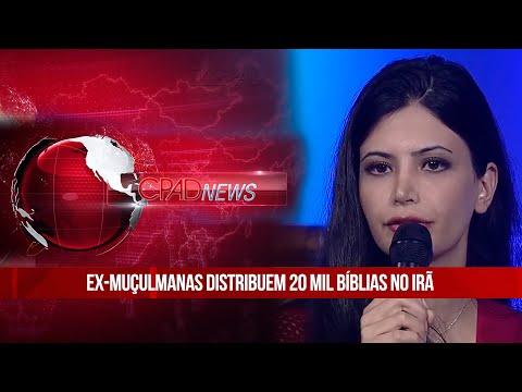 Boletim Semanal de Notícias - CPAD News 160