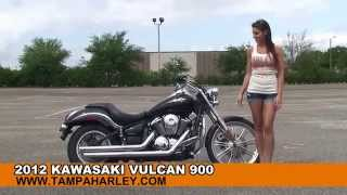 7. Used 2012 Kawasaki Vulcan 900 Motorcycles for sale Ocala Florida