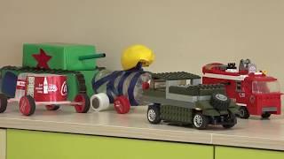 Детсадовский танковый полигон
