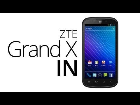 ZTE Grand X IN