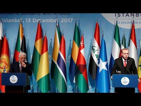 Islamische Länder erkennen Ost-Jerusalem als Hauptsta ...