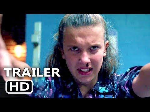 STRANGER THINGS Season 3 Final Trailer (NEW 2019) Netflix TV Series HD