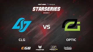 OpTic vs CLG, game 1