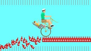 Video WORLD'S HARDEST 99% IMPOSSIBLE LEVEL! (Happy Wheels) MP3, 3GP, MP4, WEBM, AVI, FLV September 2017