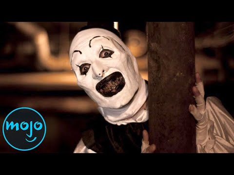 Top 10 Scariest Art the Clown Moments