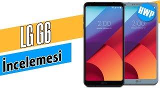 LG'nin bu sene çıkan ve elimize bir miktar geç ulaşan akıllı telefonu G6'nın incelemesiyle karşınızdayız. Güncellenmiş...