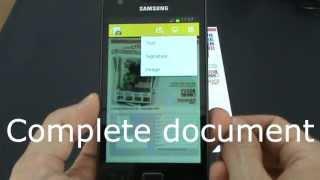 docLinker Lite Scan & Fill PDF YouTube video