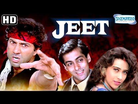 JEET FULL MOVIE facts |  Salman Khan - Sunny Deol - Karishma Kapoor - Superhit Hindi Movie