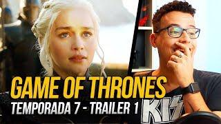 Ricardo Rente mostra tudo o que você não viu no trailer da sétima temporada de Game of Thrones. • PODCAST: http://territorionerd.com.br/podcast • FACEBOOK: h...