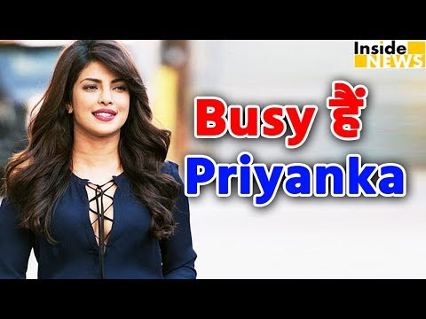 PRIYANKA CHOPRA Rejects Bollywood Movies Due To Hollywood Projects | Quantico