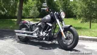 4. 2014 Harley Davidson Softail Slim for Sale *