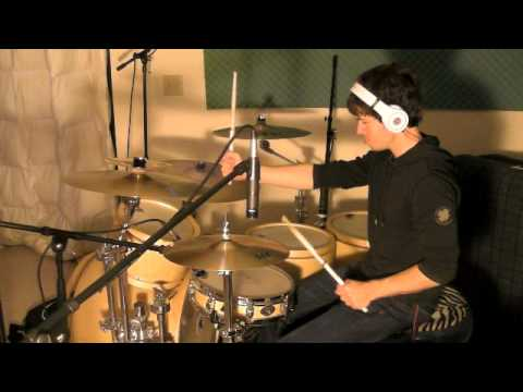 JimmyK - Florence and the Machine - Drumming Song (DRUM COVER!)