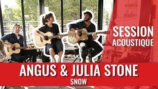 Angus & Julia Stone — Snow