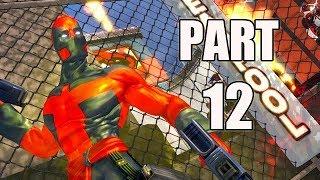 SPIDER-MAN SHATTERED DIMENSIONS - PART 12 - DEADPOOL BOSS! (Gameplay Walkthrough)