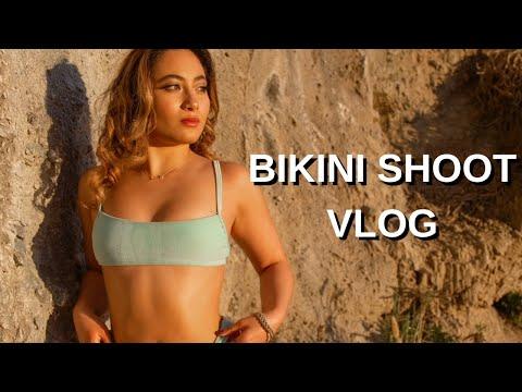 My First 2021 Bikini Shoot! BIKINI TRY-ON (TL SWIM)