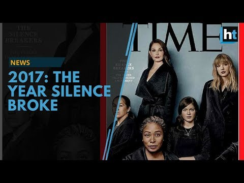 Silence has broken: TIME names a social movement as person of the year