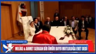 Melike&Ahmet Serkan Birömür boyu mutluluğa evet dedi