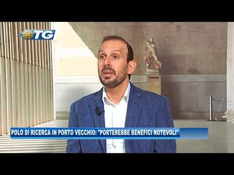 09/09/2020 - POLO DI RICERCA IN PORTO VECCHIO: 'PORTEREBBE BENEFICI NOTEVOLI'