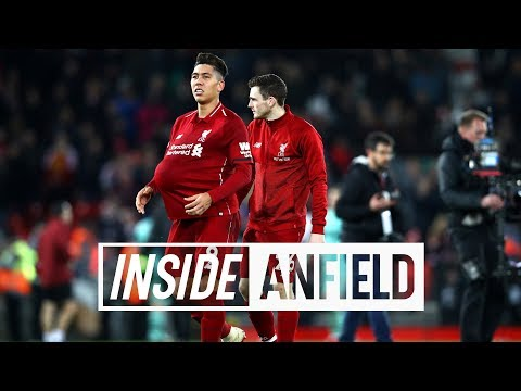 Inside Anfield: LFC 5-1 Arsenal - Tunnel Cam