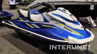 7. 2019 Yamaha GP 1800 R watercraft