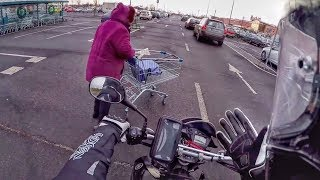 Video Stupid, Crazy & Angry People Vs Bikers 2018 [Ep.#585] ROAD RAGE MP3, 3GP, MP4, WEBM, AVI, FLV Desember 2018