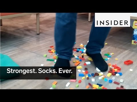 Shockingly Strong Socks