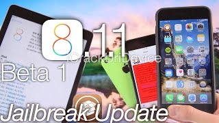 IOS 8.1.1 Jailbreak Update, Beta Patches Untethered Pangu IOS 8, IPhone 6 Plus IPad Jailbreak&More