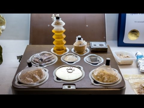 Tasting Astronaut Food: Inside NASAs Space Food Systems Laboratory_Best spacecraft videos ever