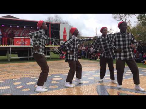 Pantsula Dancers! South Africa
