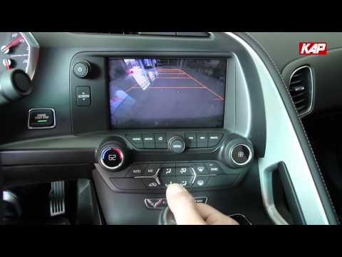2016 Corvette Z06 HDMI Interface