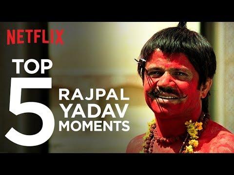 Funniest Rajpal Yadav Moments | Netflix India