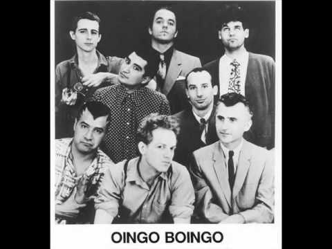 oingo - Oingo Boingo!!! xP Johnny was bad, even as a child everybody could tell Everyone said if you don't get straight You'll surely go to hell But Johnny didn't ca...