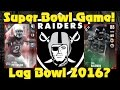 Madden 17 Ultimate Team Super Bowl Game!! Undefeated Season On The Line!