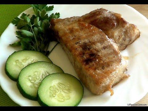 ♥ Стейк из свинины ♥ Как приготовить идеальный стейк
