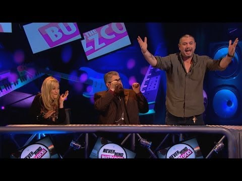 Huey Morgan's mug smashing meltdown - Never Mind the Buzzcocks: Series 27 Episode 7 - BBC Two