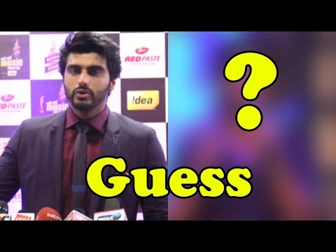 Arjun Kapoor Wants This Singer To Playback For Him