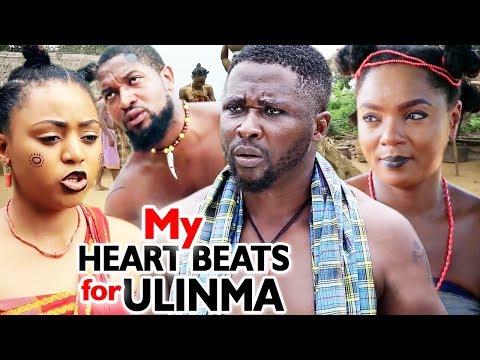 New Movie Alert 'MY HEARTS BEATS FOR ULINMA Season 3 & 4 (Chioma Chukwuka) - 2019 NOLLYWOOD MOVIES