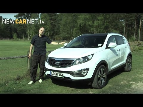 Kia Sportage : Car Review