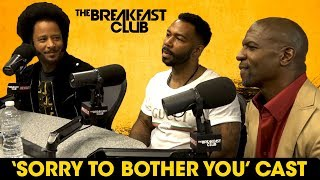 Video Terry Crews, Omari Hardwick & Boots Riley On #MeToo And The Dark Comedy 'Sorry To Bother You' MP3, 3GP, MP4, WEBM, AVI, FLV Juni 2018