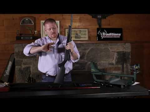 Traditions Firearms - How to Reassemble Your Tracker Muzzleloader