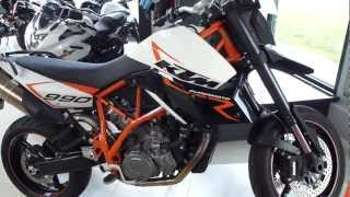 10. 2013 KTM 990 Supermoto R 999 cm3 114 Hp * see also Playlist