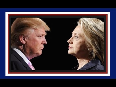 Who Should I Vote For: Hillary Clinton or Donald Trump?