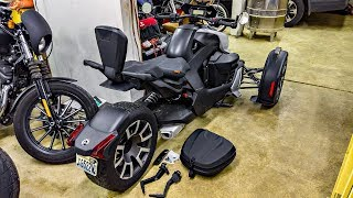 8. New Mods for Ryker Rally!! • GS Exclusive Project! | TheSmoaks Vlog_1177