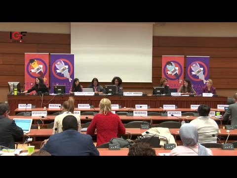 IT/UN Women Equals In Tech Panel Discussion: Closing The Gender Digital Divide