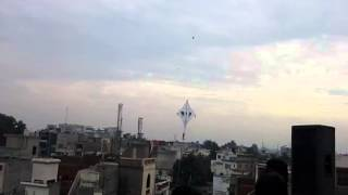 10 Feet Kite Basant , Jalandhar , Punjab , India  2014