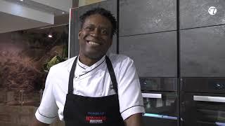 Avocado Tartar an Wildkräuter mit Langusten Méli-Melo