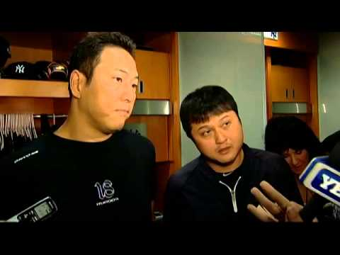 Video: Hiroki Kuroda on his win & future with the Yankees